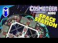 The Space Station, A New Home Base - Let's Play Cosmoteer Mods Gameplay Ep 12
