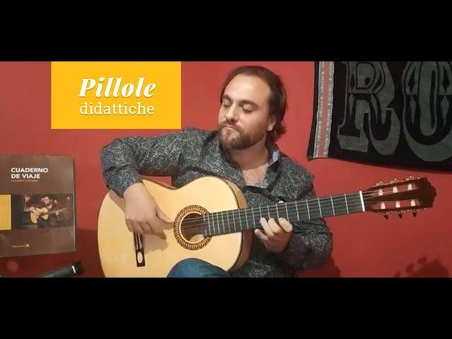 Il Picado sulla chitarra flamenco | Giovanni Cigliano