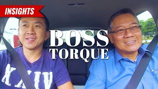 Boss Torque: Dato' Sri Ben Yeoh of Mazda Malaysia - AutoBuzz.my