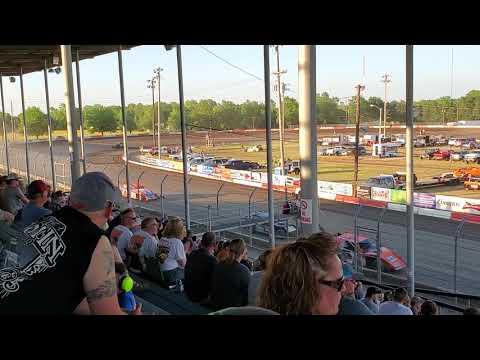 Sport Mod heat race 1~6/7/19 Beatrice Speedway
