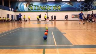 Motionball Kelowna Bench Ball