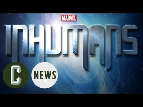 Collider News: 'Inhumans' Movie Officially Pulled from Marvel Schedule