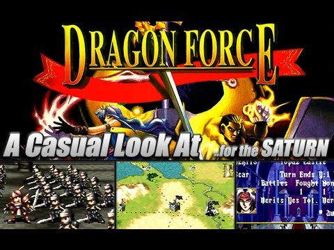 dragon force sega