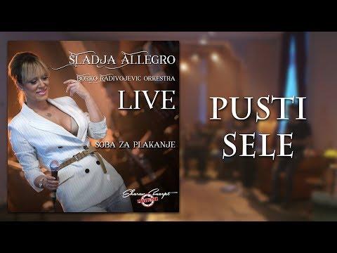 Sladja Allegro - Sele Moja - (Official Live Video 2017)
