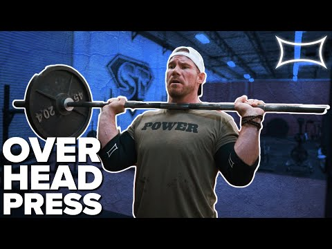 The Complete Guide to the Overhead Press Ft. Brian Alsruhe