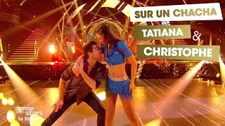 Video DALS S08 - Tatiana Silva et Christophe Licata dansent un Chacha sur Claude François download MP3, 3GP, MP4, WEBM, AVI, FLV September 2018