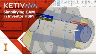 Simplifying CAM in Inventor HSM | Autodesk Virtual Academy