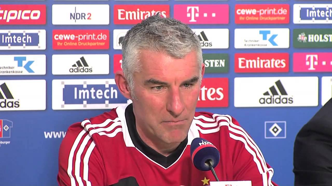 Trainer Slomka