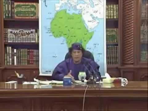 Senegal   AU, Al Gaddafi zur Afrikanischen Kultur, Einheit und Unabhaengigkeit