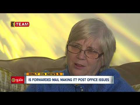 Is Forwarded Mail Making It? People Are Having Issues, Post Office Responds