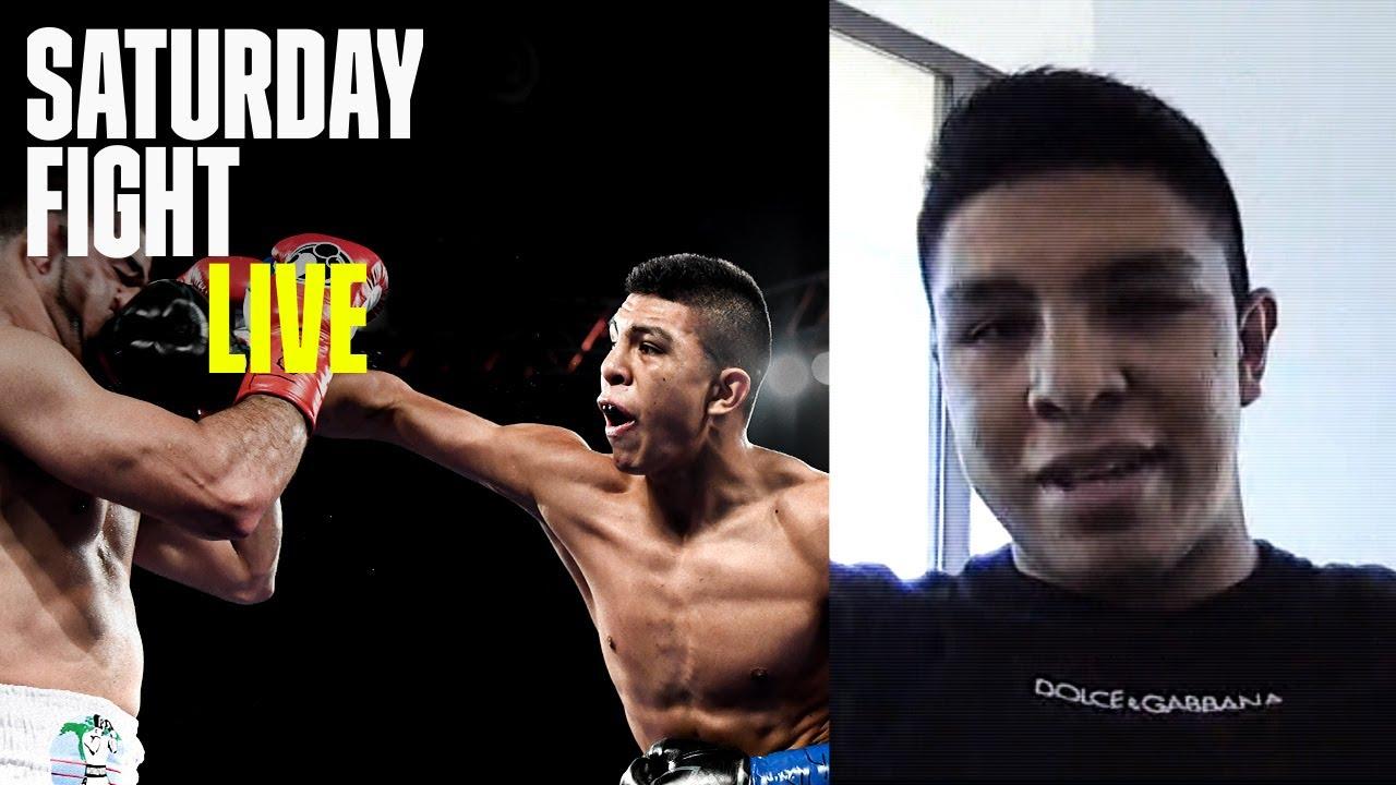 Jaime Munguia Rewatches Sadam Ali Fight, The Night He Became World Champion