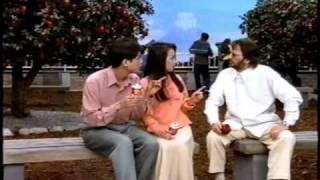 宝酒造 すりおろしりんご ジョン・レノン編 1995年.