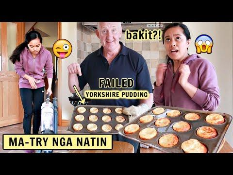 FILIPINA BRITISH LIFE IN UK: NAPASIGAW SI MISIS! FAILED ANG NILUTO