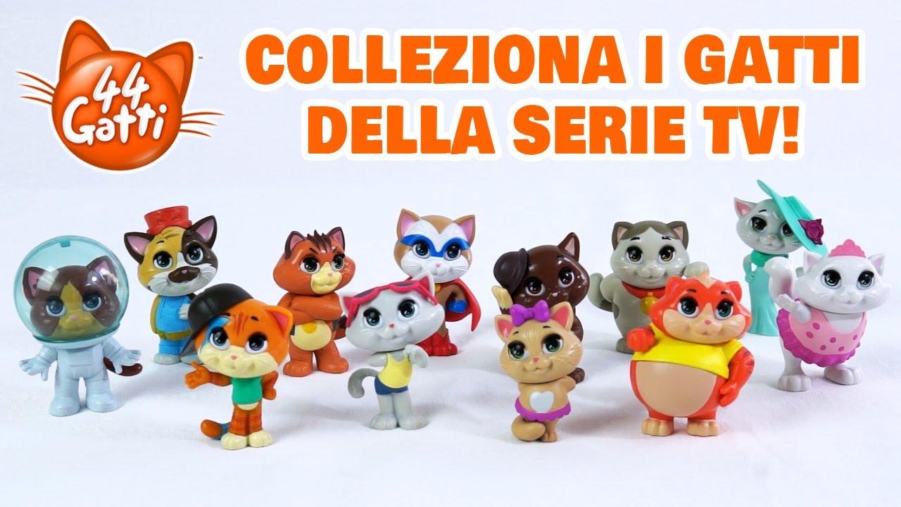 44 Gatti Serie Tv Scopriamo Insieme La Nuovissima Collezione Di