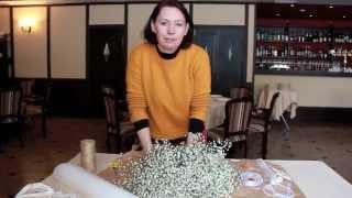 Курсы флористики свадебное формление(, 2013-03-17T19:40:08.000Z)