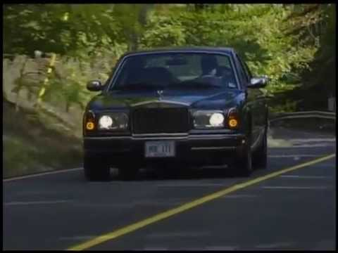 Rolls Royce Silver Seraph Dream Car Garage 2003 TV series