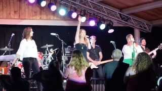 """Release Me"" Live by Wilson Phillips - Beaumont Summer Concert Series 2013"
