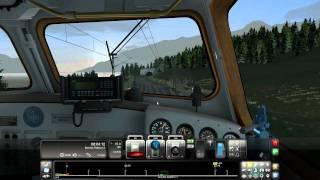 Train Simulator 2012 - Gameplay