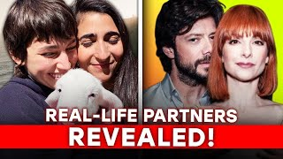 Money Heist: Real-Life Partners Revealed! | ⭐OSSA