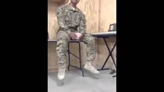 Rihanna - Stay (Cover by U.S. Military soldier - AMAZING)