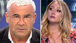 La inesperada noticia de Jorge Javier Vázquez por Rocío Flores , Rocío Carrasco y Fidel Albiac