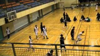 11.13黒埼大会 TeamKOIKE VS 潟東ホワイトライス 2