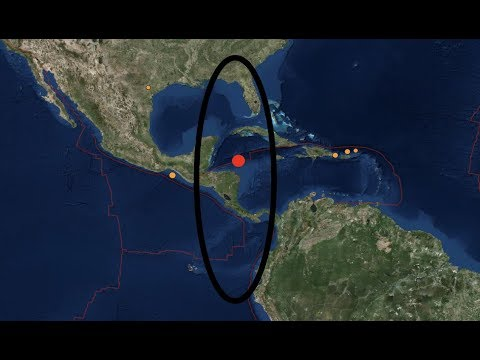 Big Quake Rocks the Richter at 7.8Mw in Caribbean Sea - Tsunami Alert