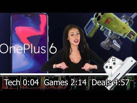 OnePlus 6, Fortnite 4.2, XboxGoogle