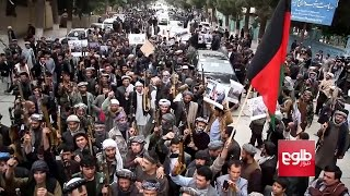 Faryab Residents Take Up Arms To Defend Their Homes / هشدار باشندهگان فاریاب به هراسافگنان