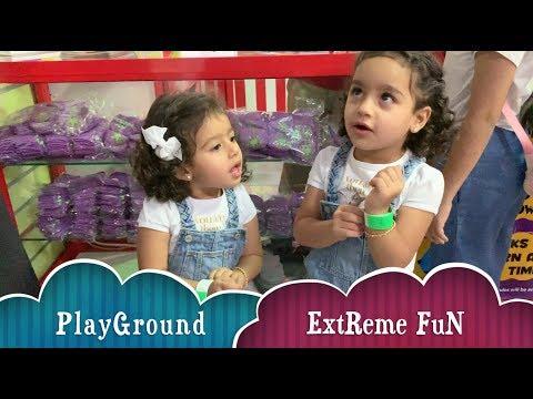 Interactive children's indoor playground in Dubai (Extreme Fun)