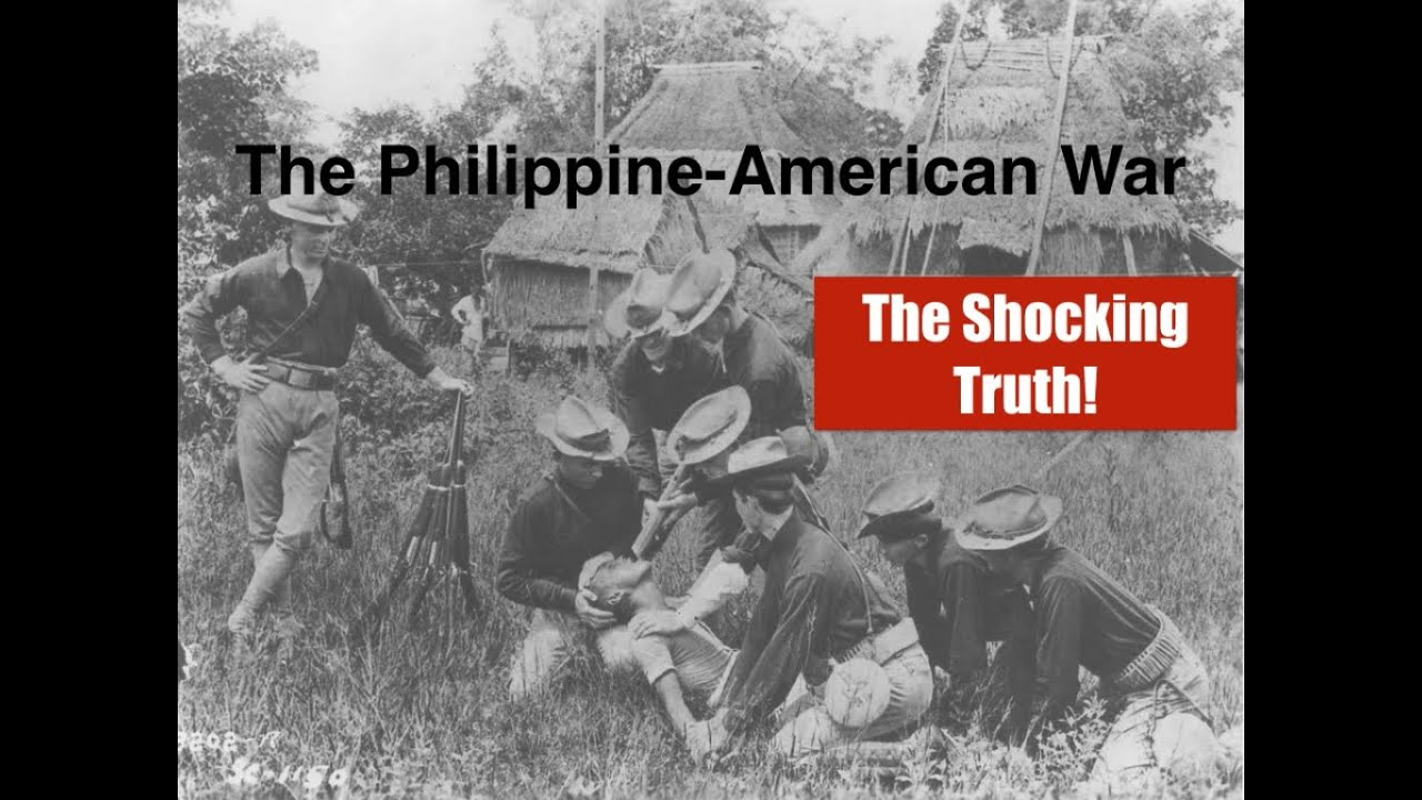 philippine american war reaction paper Reaction papers listed below are five quotations that relate to american government and politics your assignment is to write a 350 word reaction paper for each of the five quotes.