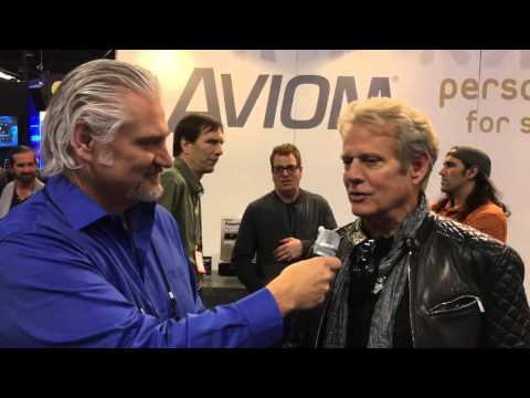 Winter NAMM 2016: Mitch Catches Don Felder for a Quick Interview