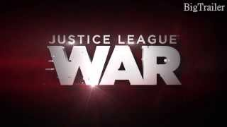 Трейлер к Justice League: War (2014) на русском