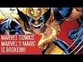 Marvel's Magic is Broken (New Avengers Volume 1)