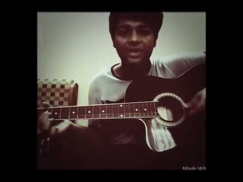 Malayalam old melody song by just 2 guitar chords-unnikale oru kadha parayam and ormayilorushishiram