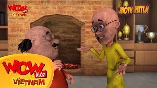 Motu Patlu Siêu Clip 46 - Hai Chàng Ngốc - Cartoon Movie - Cartoons For Children