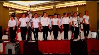ONO GAUKO Lagu Daerah Nias By Exaudi Youth Choir Unika Santo Thomas
