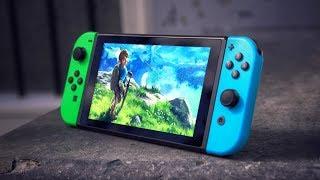 Nintendo Switch Review: Ein Jahr später! - felixba