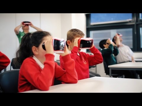 VR in the Classroom - Tablet Academy