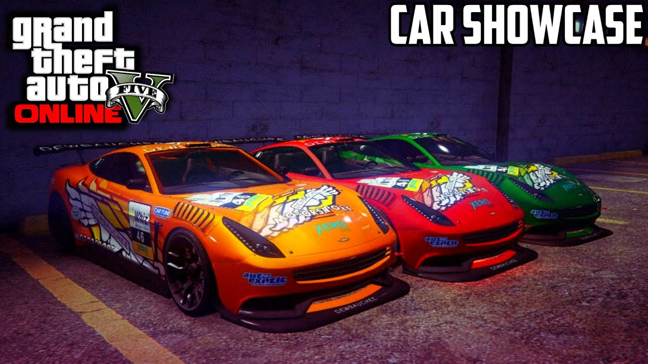 GTA 5 PS4 - Massacro (Racecar) Car Showcase - YouTube