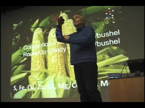 Dr. Thierry Vrain, Former Pro-GMO Scientist, Speaks Up Against Glyphosate