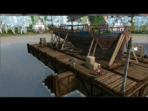 Making the Merchant Ship - ArcheAge