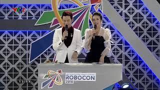 ABU Robocon 2018   SRI LANKA vs MALAYSIA   Ninh Binh, Vietnam
