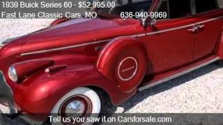 1939 Buick Series 60  for sale in St. Charles, MO 63301 at t