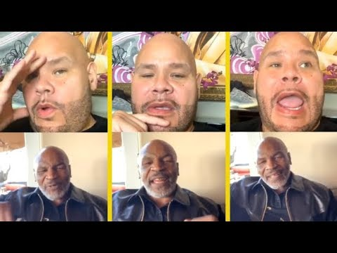 Download Fat Joe & Mike Tyson Tell Old Mitch Green Stories!