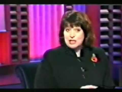 Caroline Quentin  by Clive Anderson on All Talk 1999