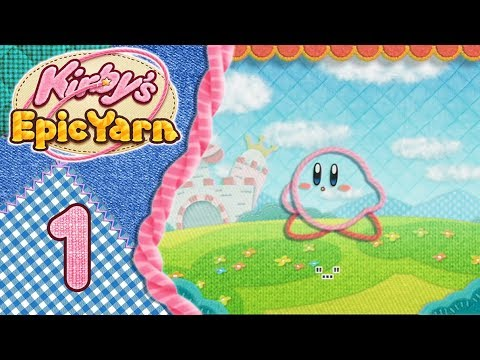 Kirby e la Stoffa dell'Eroe ITA [Parte 1 - Benvenuti a Toppalandia]