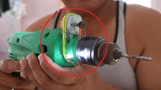 Awesome Useful Drill Machine Life Hacks [MUST WATCH]