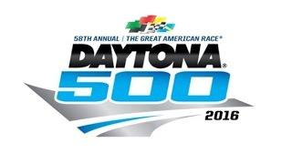 Daytona 500 iRacing Full Race 2016