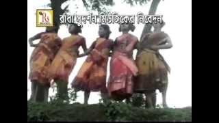 Bengali Popular Folk Songs | Dhitang Dhitang Madol Baaje | Bengali Lokgeeti